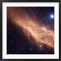 Framed California Nebula I