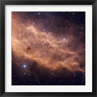 Framed California Nebula II
