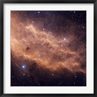Framed California Nebula II