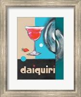 Framed Daiquiri
