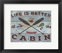 Framed Cabin Fever I
