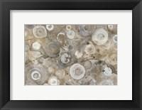 Framed Neutral Agate