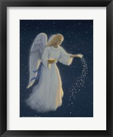 Framed Angel Of Abundance