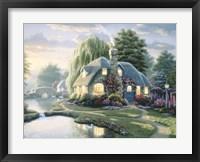 Poore's Pond Framed Print