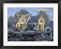 Framed English Tudor