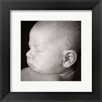 Baby Ear II Framed Print