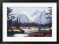 Framed Untitled