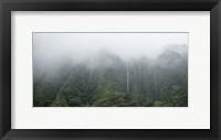 Framed H3 Waterfalls