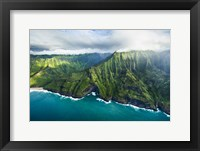 Framed Na Pali Coast 2