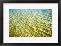 Framed Rainbow Waves