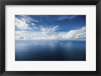 Framed Road of Clouds