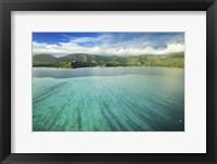 Framed Sandbar Morning