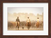 Framed Cowboys Best Friend