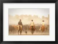Framed Cowboys Best Friend
