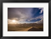 Framed Great Dunes