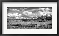 Framed Colorado Fields