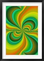 Framed Twirls