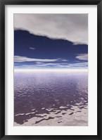 Sea and Sky I Framed Print