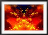 Framed Eruption