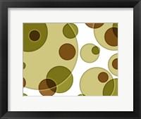 Framed Dots I