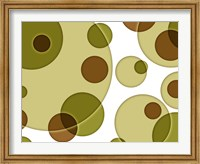 Framed Dots I