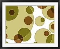 Dots I Framed Print