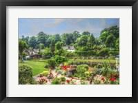 Framed Garden 1