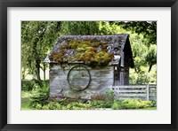 Framed Barn