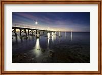 Framed Moonta Bay