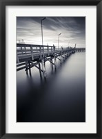 Framed Moonta Bay II