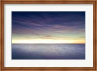 Framed Vanilla Sky