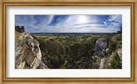 Framed Mt Barker Summit