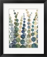 Pompom Botanical I Framed Print