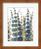 Framed Pompom Botanical II