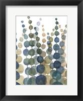 Pompom Botanical II Framed Print