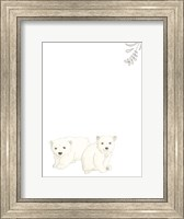 Framed Baby Animals II