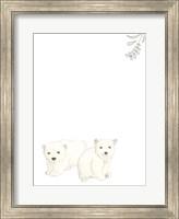 Framed Baby Animals II