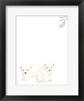 Baby Animals II Framed Print