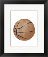 Sporting IV Framed Print