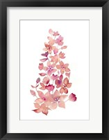 Blossom Falls I Framed Print