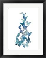 Butterfly Falls II Framed Print