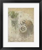 Herb Still Life IV Framed Print