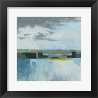 A Day at the Sea I Framed Print
