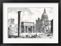 Framed Arco de Settimo Severo
