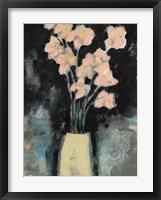 Wildflower Stems I Framed Print
