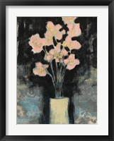 Wildflower Stems II Framed Print