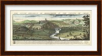 Framed Buck's View - Bridgnorth