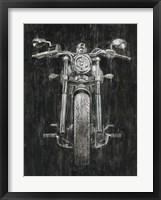Steel Horse I Framed Print
