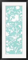 Graphic Chinoiserie II Framed Print