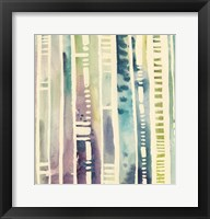 Nightfall Cascade I Framed Print